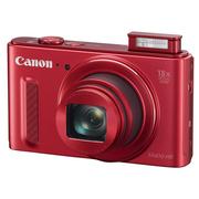 佳能 PowerShot SX610 HS 数码相机 红色(2020万像素 18倍光学变焦)