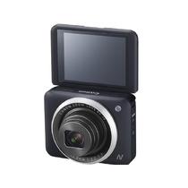 佳能 PowerShot N2 数码相机 黑色(自拍相机 180°上翻式触摸屏 1610万有效像素 wifi传输)产品图片主图