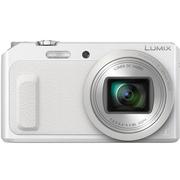 松下 ZS45 数码相机 白色(1800万像素 3.0英寸液晶屏 20倍光学变焦 24mm广角)