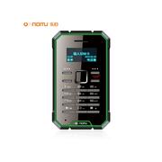 乐目 LMD1时尚迷你卡片手机、移动联通2G手机、携带方便、通话清晰 绿黑1755659304