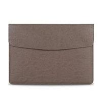 卡提诺 奢华系列 内胆包 macbook ari 13寸 咖啡褐产品图片主图