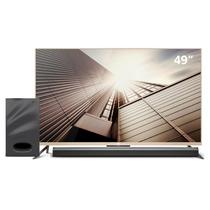 小米 L49M2-AA(套装版)49英寸平板电视4K智能电视 套装含Soundbar低音炮 家庭影院独立音响系统产品图片主图