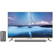 小米 L55M2-AA(套装版)55英寸平板电视4K智能电视 套装含Soundbar低音炮 家庭影院独立音响