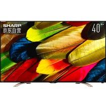 夏普 LCD-40DS72A 40英寸 安卓智能无线网络 4K超高清液晶电视产品图片主图