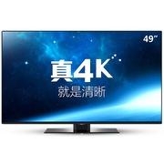 TCL  D49A561U 49英寸4K超清安卓4.2内置WIFI智能云电视(黑色)