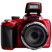 柏卡 luxmedia 20-Z35S 红色 长焦数码相机产品图片主图