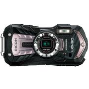 理光 WG-30 户外运动三防相机 银碳灰 WIFI版 全高清视频拍摄