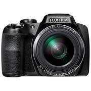 富士 S9900W 长焦数码相机 黑色(1600万像素 50倍光学变焦 3英寸LCD EVF取景器 Wi-Fi)