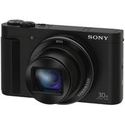 索尼 DSC-HX90 数码相机 黑色(3英寸180度可翻转屏 30倍光学变焦 24mm广角 Wi-Fi遥控拍摄)