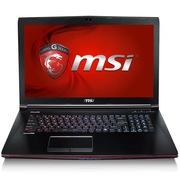 微星 GE62 2QD-059XCN 15.6英寸游戏笔记本电脑 (i5-4210H 8G 1T GTX960M GDDR5 2G 多彩背光)黑色