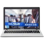 华硕 商务办公系列R513MJ 15.6英寸笔记本 (N3540 4G 500G GT820M 2G独显 D刻 Win8 白)