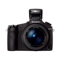 索尼  DSC-RX10 Ⅱ 黑卡数码相机 等效24-200mm F2.8 蔡司镜头(WIFI/NFC)产品图片主图