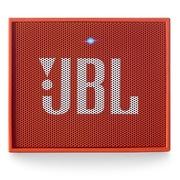 JBL GO音乐金砖 无线蓝牙通话音响 便携式户外迷你音响 活力橙