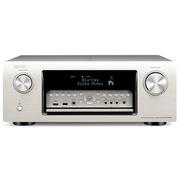 天龙 AVR-X4100W 家庭影院7.2声道(7*235W)4K AV功放机 支持杜比全景声/内置蓝牙WI-FI 银色