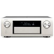 天龙 AVR-X5200W 家庭影院9.2声道(9*250W) 4K AV 功放机 支持杜比全景声/内置蓝牙WI-FI 银色