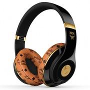 Beats Studio Wireless 录音师蓝牙无线版 头戴式耳机   X MCM 全球限量版