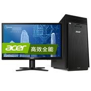 宏碁 ATC705-N91 台式电脑 (四核i5-4460 4G 500G 2G独显 DVD 键鼠 Win8.1)23英寸