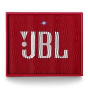 JBL GO音乐金砖 无线蓝牙通话音响 便携式户外迷你音响 魂动红