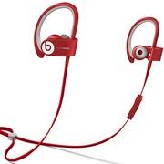 Beats Power2 Wireless 双动力无线版 入耳式运动耳机 红色  蓝牙无线带麦