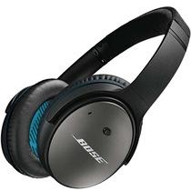 BOSE  QuietComfort25有源消噪耳机-黑色  QC25产品图片主图