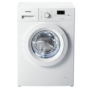 西门子 WM08X0601W 6公斤 智能经典 滚筒洗衣机(白色)