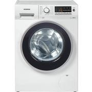 西门子 WS12M3600W 6.2公斤 3D变速节能 滚筒洗衣机(白色)