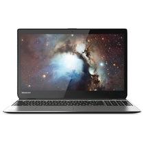 东芝 金属轻薄系列(M50D-AT01S1)15.6英寸笔记本(四核A4-5000 4G 500G DOS)月光银产品图片主图