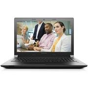 联想 B50-80 15.6英寸笔记本电脑 (i5-5200 4G内存 500G硬盘 2G独显 DVD刻 win7 指纹识别)黑色