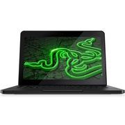 雷蛇 Blade灵刃2015 14英寸游戏笔记本电脑 (i7-4720HQ 16G 256G SSD GTX970M 3G独显 Win8.1)黑