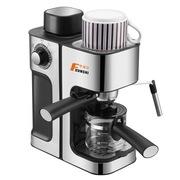 华迅仕  MD-2006 不锈钢意式蒸汽压力咖啡机 可打奶泡