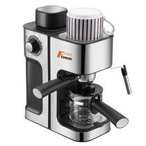 华迅仕  MD-2006 不锈钢意式蒸汽压力咖啡机 可打奶泡产品图片主图