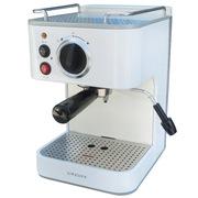 灿坤 TSK-1819A 泵浦高压蒸汽咖啡机 (白色)