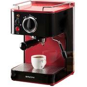 灿坤 TSK-1819A 泵浦高压蒸汽咖啡机 (黑色)