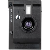 乐魔 LOMO INSTANT LOMO拍立得相机 墨黑配色产品图片主图