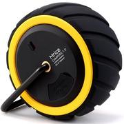 米粒 Campers1.0 露营者迷你蓝牙音箱 小轮胎车载户外无线便携音响 警黄色