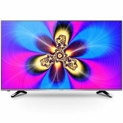 海信 LED55EC520UA 55英寸  VIDAA3 14核极速处理 炫彩4K智能电视(黑色)产品图片1