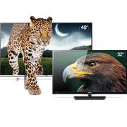 海尔 模卡(MOOKA)32英寸高清卧室电视+48英寸智能4K客厅电视