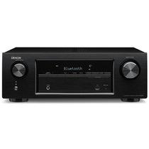 天龙 AVR-X520BT 家庭影院 5.2声道(5*140W)AV功放机 支持全彩4K超高清/蓝牙/HDCP 2.2 黑色产品图片主图