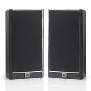 JBL Arena 130BK Arena系列电视电脑木质HIFI家庭影院音响环绕书架音箱2只(黑色)