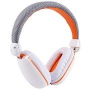 Capshi  无线蓝牙立体声耳机头戴式耳机 运动音乐耳机 蓝牙耳机4.1通用 橙色