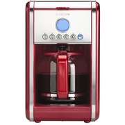 灿坤 TSK-1987B 电子式滴漏咖啡机 (红色)