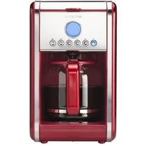 灿坤 TSK-1987B 电子式滴漏咖啡机 (红色)产品图片主图