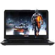 神舟 战神Z7-i78172S2(i7-4720HQ 8G 120G SSD+1TB GTX970M 3G显存 背光 蓝牙 1080P)黑色金属外观
