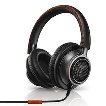 飞利浦 L2BO/00 Fidelio 头戴式耳机 带麦 黑色产品图片主图