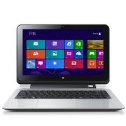 海尔 P13A 13.3英寸变形触控超极本(Intel N3510四核 4G 64G SSD+500G Win8 可插拔 双电池)银色
