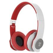 宾果 F6 晨曦定制款头戴便携折叠耳机 重低音电脑手机语音K歌带线控