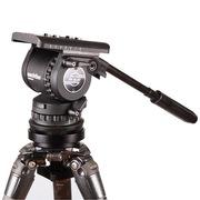 萨拿 DV10 5+5 沙雀油压液压云台拍鸟拍微电影运动体育赛事摄影摄像两用观鸟打鸟不二选择