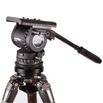 萨拿 DV10 5+5 沙雀油压液压云台拍鸟拍微电影运动体育赛事摄影摄像两用观鸟打鸟不二选择产品图片主图