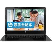 惠普 超薄系列 HP14q-aj002TX 14英寸超薄笔记本(i5-5200U 4G 500G 2G独显 DVD刻录 蓝牙 win8.1)黑色