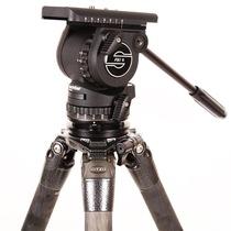 萨拿 FSB 6T 沙雀油压液压云台拍鸟拍微电影运动体育赛事摄影摄像两用观鸟打鸟不二选择产品图片主图
